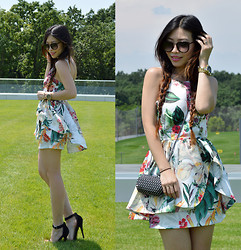 Cassandra Y. Liu - Cameo The Label Dress - Floral Sweet