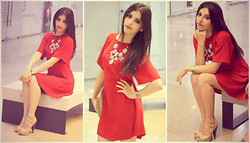 Lilit M. -  - Red dress