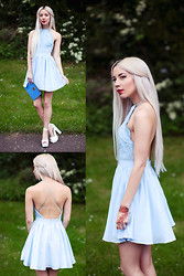 Leanne Lim-Walker - Missguided Dress - Style Blogger Awards outfit 1