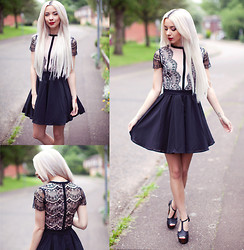 Leanne Lim-Walker - Missguided Dress - Style Blogger Awards outfit 2