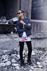 Robin Nilsson - Givenchy Shoes - RUINS