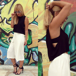 Evi Mili -  - From basic to Culottes ...