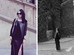 OHMARLY . - Sinsay Jacket, H&M Dress, Sinsay Glasses - #3