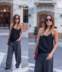 Kinga StyleOn -  - Loose Trousers, MORE: WWW.STYLE-ON.PL