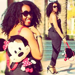 Jennifer Agwunobi -  - BIGGIE MOUSE.