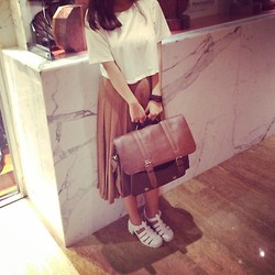 Anne Lee -  - Vintage Bag/Skirt