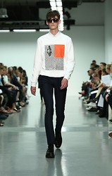 Florentin Glémarec - A Sauvage Sweater - Hahaha i love you