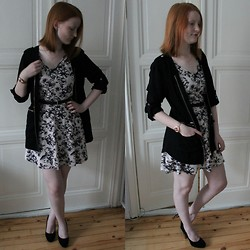 Emilia S - Seppälä Jacket, Seppälä Dress, H&M Shoes - Why'd you have to be so rude?