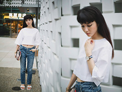 Samantha Mariko -  - Daniel wellington watch