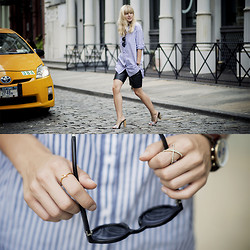Lisa Dengler - Anarchy Street (10% Off With Code Justanother) Diamond Ring - NEW YORKER