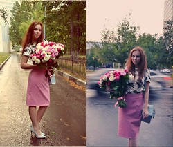 Ekaterina Bukina - Zara 1., Zara 2., Zara 3., Oasis 4. - A huge bouquet of flowers