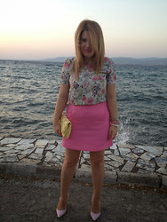 Styleinlove Mine - Zara Skirt - Pink love