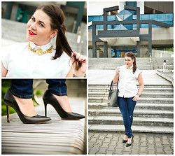 Kinga F -  - My way to wear cllasic part 2
