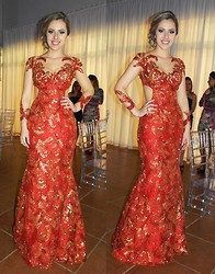 Diana Dos Santos -  - Prom Dress :D