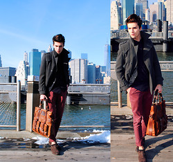 Gian Maria Sainato -  - I want to be a part of it, New York, New York!