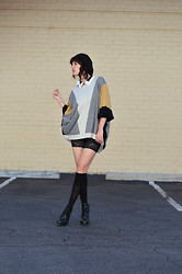 Amy Roiland - 5preview Sweater, Alexander Wang Boots - Conscious Minds