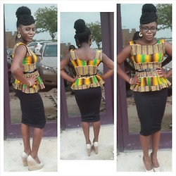 Patrina - African Print - My Passion for Africa