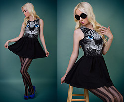 Oksana Orehhova - Yoyomelody Dress - MEOOW