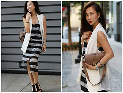 Tracy Qiu -  - A Friday Night Outfit