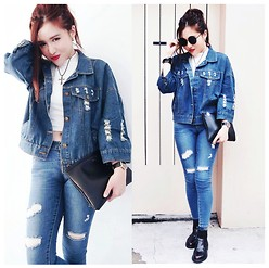 Kelly T -  - DENIM X DENIM