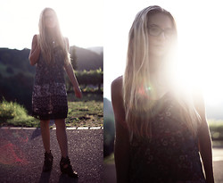 Jessica Christ - Pull & Bear Dress - Pure