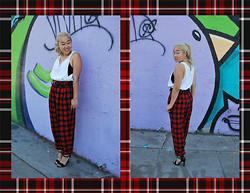 Nicole Kim -  - Mad for Plaid - Part 2