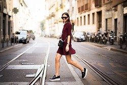 Zina CH - Stella Mccartney Shoes, Proenza Schouler Bag, Zara Top, Zara Skirt - Milan