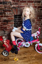 Gioia Zloczower -  - A bike called petunia