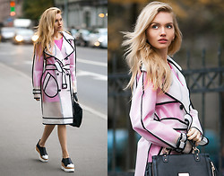 Darya Yakovleva - Stylemoi Dress - FW makes me addicted!