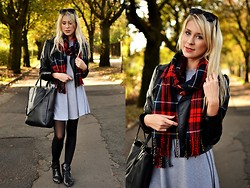Agnieszka Robak - Papilion Dress - Autumn daily
