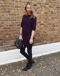 Paula Holmes - Debenhams H! By Henry Holland, Sophie Hulme Bag, Ash Footwear Jess Boots - On The Grid
