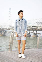 David Guison - Folded & Hung Jacket - Too Much Denim