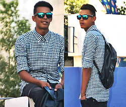 Yahya Moich -  - OUTFITS LOOK