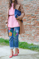 Giulia -  - #diy jeans on julibox.it♥
