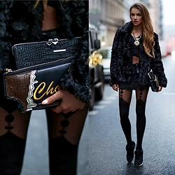 Juliett Kuczynska -  - Coldplay - All Your Friends / maffashion