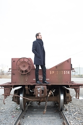 Jacob Harris -  - Exploring Trains