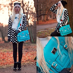 Oksana Orehhova - Tbdress One Pieces, Htfashion Bag - NO SQUAREPANTS