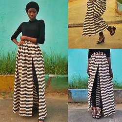 AvenueFonta -  - The Woodin Skirt