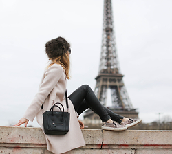Caroline Louis - Céline Bag - Miss Eiffel and I