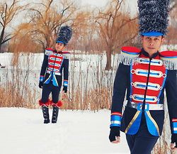 ALLEN M - For Outfit Details And More Photos, Please Visit My Blog: - HAPPY HOLIDAYS!!! // THE NUTCRACKER