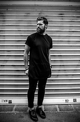 Sebastien G. - Neant Long Size, Asos Derby - Full Black