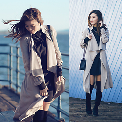 Jenny Tsang - Trench Coat - On The Trench