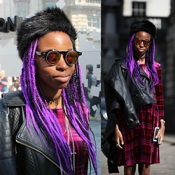 Allysha Johnson -  - The Girly Rock Chic