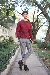 David Guison - F&H Sweater - Slouchy