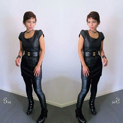 Ladyredgie -  - Leather
