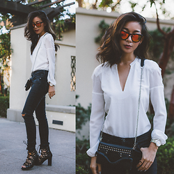Stephanie Liu -  - The Perfect Blouse