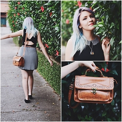 Jess Vieira - Asianicandy Bag - Caramel
