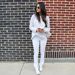 Farheen Ebrahim -  - All white everything