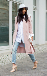 Kayla Seah -  - Duster Coat