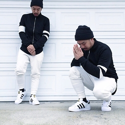 Daniel Vu -  - I Pray for Y-3's